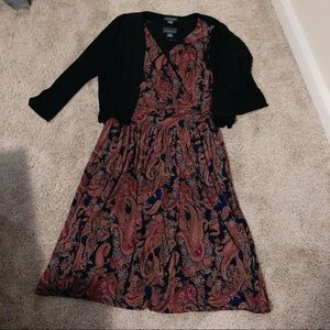 Covington Boho Dress & Coat
